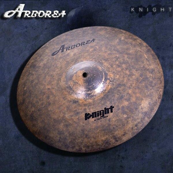 Knight 16'' crash cymbal drum cymbal 16 lion cymbal 100