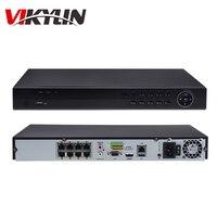 Vikylin Nvr 8CH 8 POE 4 K видеорегистратор 2 порта SATA Plug and Play NVR CCTV OEM от Hikvision DS 7608NI K2/8 P