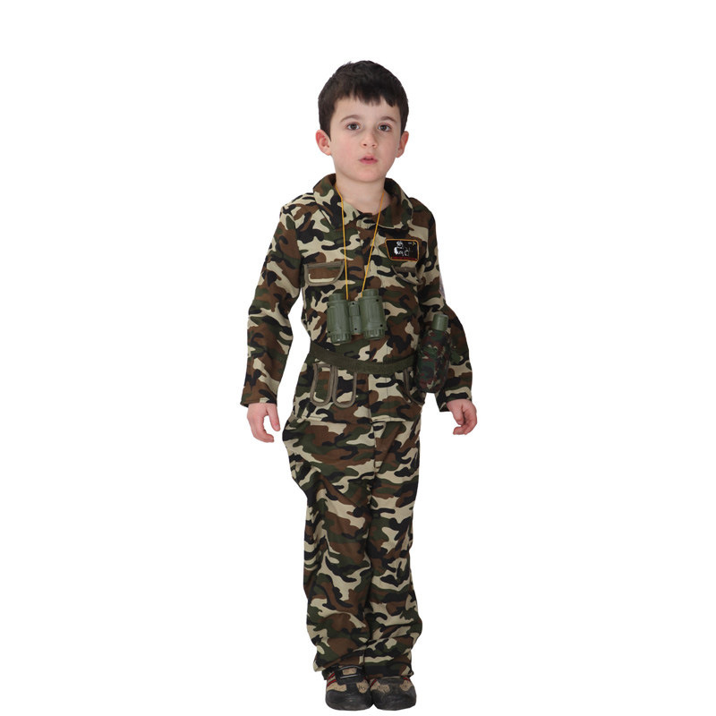 Free Shipping Boys Special Force Clothes Army Costume Kids Camouflage Uniform Halloween Carnival Children Cosplay Fancy Dress-in Boys Costumes from Novelty ...  sc 1 st  AliExpress.com & Free Shipping Boys Special Force Clothes Army Costume Kids ...
