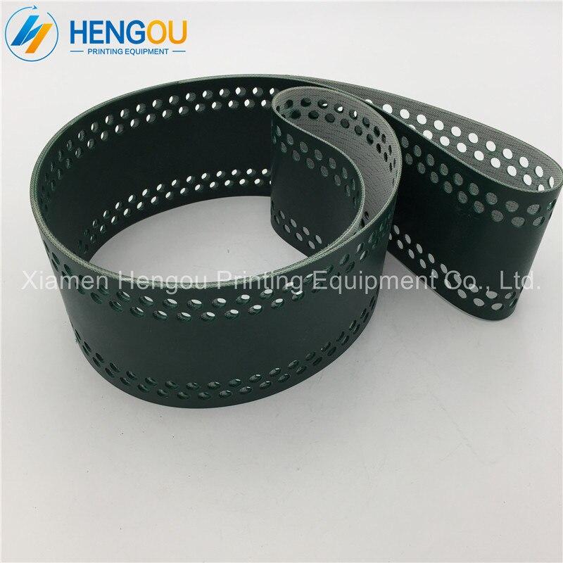 цена на 1 piece M3.020.014 feeder delivery belt for heidelberg machine SM74, belt for PM74 heidelberg M3.020.014/01