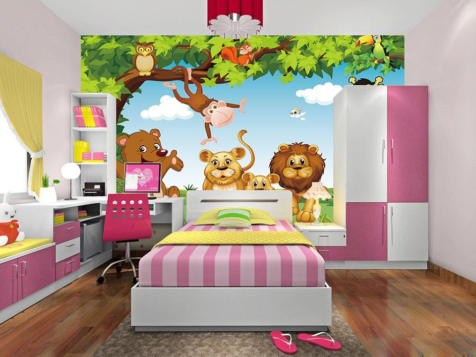HTB1E4vJQpXXXXbEaXXXq6xXFXXX3 - Cartoon Animation child room wall mural for kids room boy/girl bedroom wallpapers 3D mural wallpaper custom any size