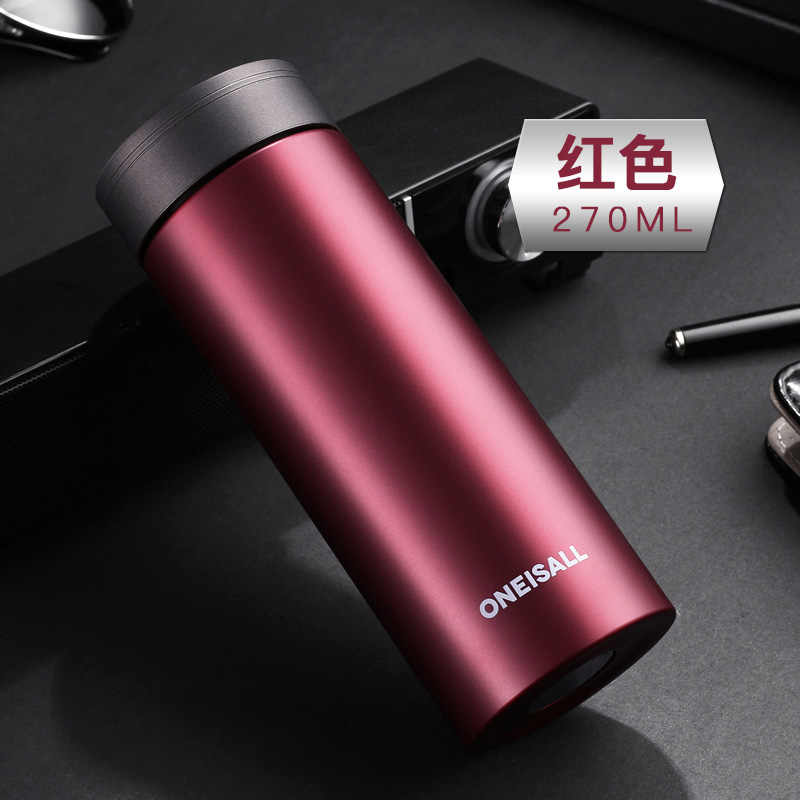 270ML Mini Cute Stainless Steel Vacuum Flask Thermos Cup Insulated Water Bottle