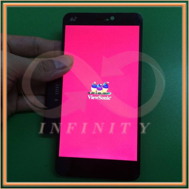 """In Stock 100% Tested NEW Original 5.5"""" For ViewSonic V500 V500-3 Full LCD Screen Display+Touch Panel With Frame +Tracking Number"""