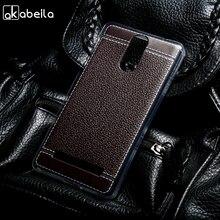 AKABEILA Silicone Phone Cover Case For Leagoo M8 M8 Pro Case TPU Lichee Cover For Leagoo M8 Pro 5.7 Inch Bag