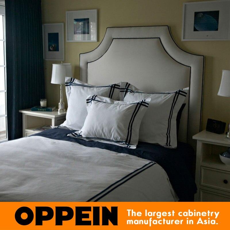Moderne wohnmöbel Stoff bett für schlafzimmer sets massivholz bett ...