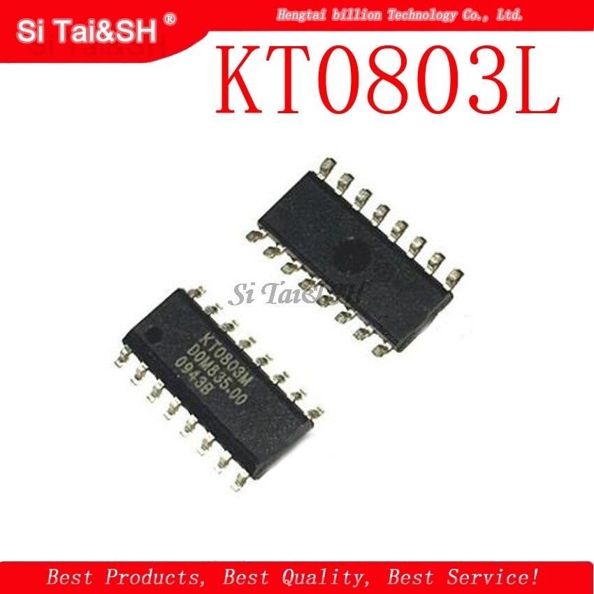 1pcs  KT0803 SOP16 KT0803L SOP-16 FM Stereo Launch Chip