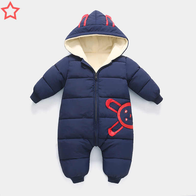 45216fbaf905 Detail Feedback Questions about 2018 toddle rompers winter cotton ...