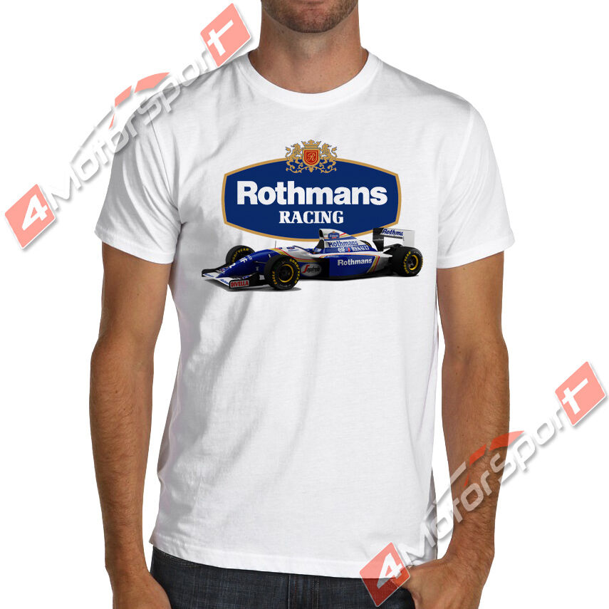 ayrton-font-b-senna-b-font-1994-rothmans-williams-renault-racing-t-shirt-formula-one