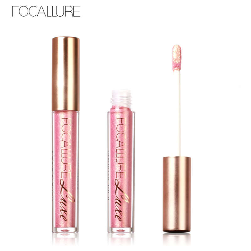Quality In Punctual Focallure Beauty Waterproof Batom Matte Liquid Lipstick Smooth Lip Stick Long Lasting Lip Gloss Cosmetic Makeup Kit Excellent