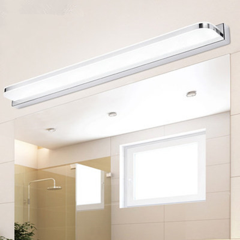 Dbf Modern Acrylic Led Mirror Light 3w 9w 12w Bathroom