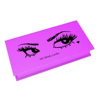 Mangodot подарочной коробке 500 шт. макияж упаковки ресницы случае ресницы пакет магнитная ресницы Коробки составляют инструмент Упаковка