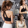 feminina spring summer style 2016 new korean fashion vest sexy white black lace strapless backless tube tops underwear A0860