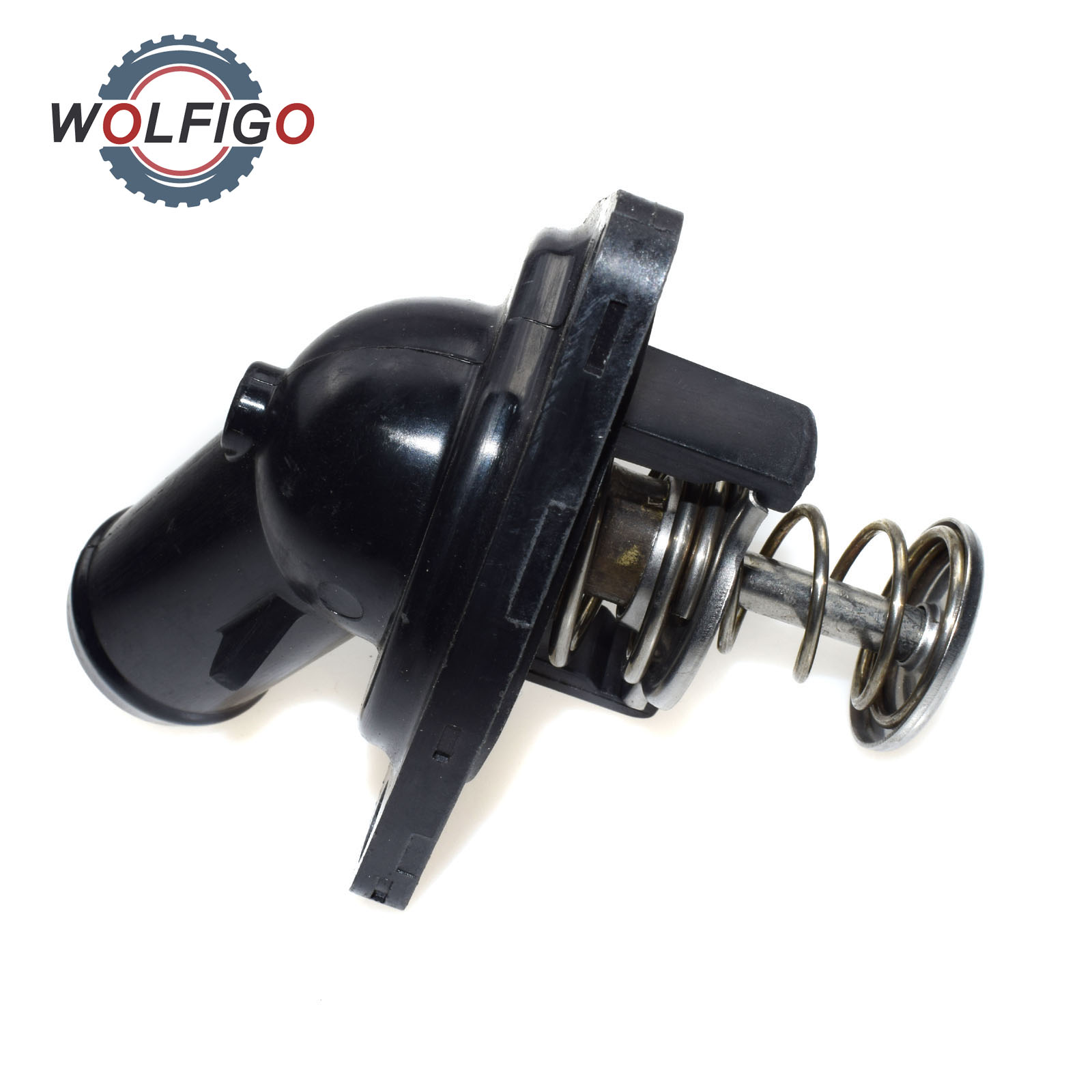 WOLFIGO Thermostat Assembly For Acura RDX RSX Honda CRV CR