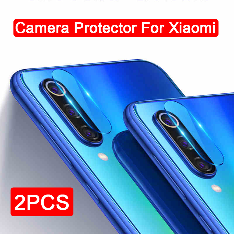 2pcs for Xiaomi Mi A1 A2 Camera Lens tempered glass protector Mi 9 8 Lite 6X 6 5X 5S Plus 5 Mi5 Mi6 Mi8 Mi9 SE Max 3 Mix 2S film(China)
