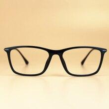 Vintage Square Optical Glasses Frame Men Ultralight ULTEM Retro Clear Lens Eyeglasses Women Myopia Prescription Eyewear Frames