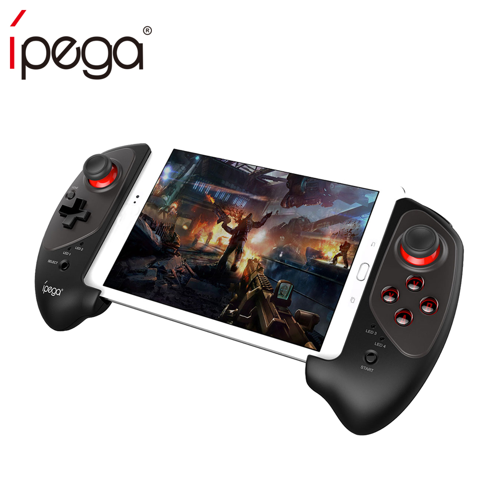 IPEGA PG-9083 PG 9083 Bluetooth 3.0 Wireless Gamepad Telescopic Game Controller for Android/ iOS Practical Stretch Joystick Pad wireless bluetooth controllers joysticks for ps3 controle sixaxis controls joystick gamepad for ps3 games