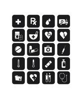 Медицинские стикер лекарство скорой медицинской phamacy больницы стикер клиническая больница настенные медицинские украшения