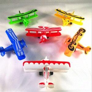 Image 2 - 3 вида стилей самолетов Diecasts транспортных средств игрушка Дети военный самолет вертолет модель самолета игрушка для детей