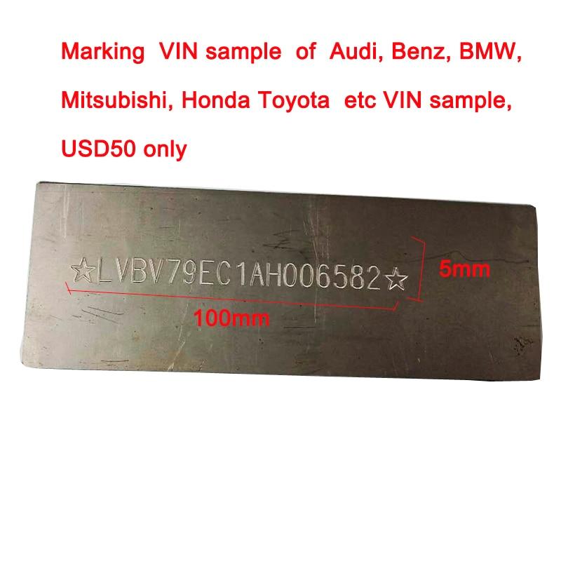 Pigi maža pramoninė pneumatinė mašina VIN numerio žymėjimo - Medienos apdirbimo įranga - Nuotrauka 2