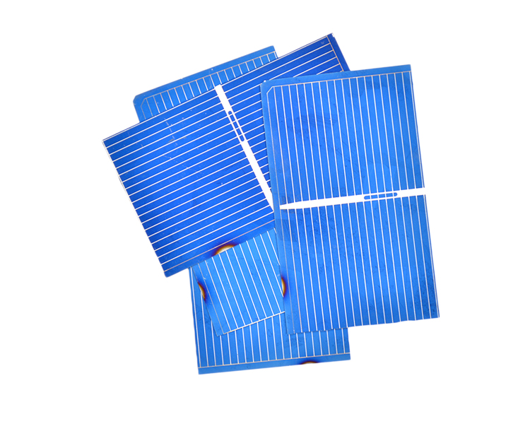 Aoshike 100Pcs Solar Panel Solar Cell 0.5V 0.27W Color Crystal Module DIY Solar Battery Charger 52x31.2MM Power Bank China 6