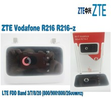 где купить Vodafone R216 Huawei LTE WLAN Hotspot bis 150 Mbits MiFi mobile LTE Hotspot дешево
