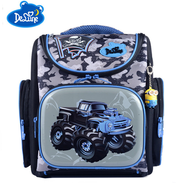 Children School Bags Jeep off-road vehicles For Boys BackPack Travel  Backpacks For Kids School Backpacks Mochila Infantil Zip 5cee0a54be6e3
