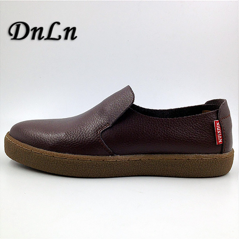 Men Casual Shoes 2016 Fashion Men Shoes Suede Leather Men Loafers Luxury Slip On Moccasins Large Size 38-44 D30 dekabr new 2018 men cow suede loafers spring autumn genuine leather driving moccasins slip on men casual shoes big size 38 46