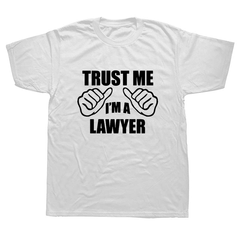 Trust Me I/'m A Lawyer T Shirt  Career Occupation Profession Tee