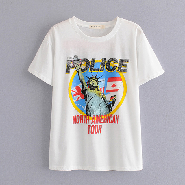 Streetwear Boho Chic T-Shirt