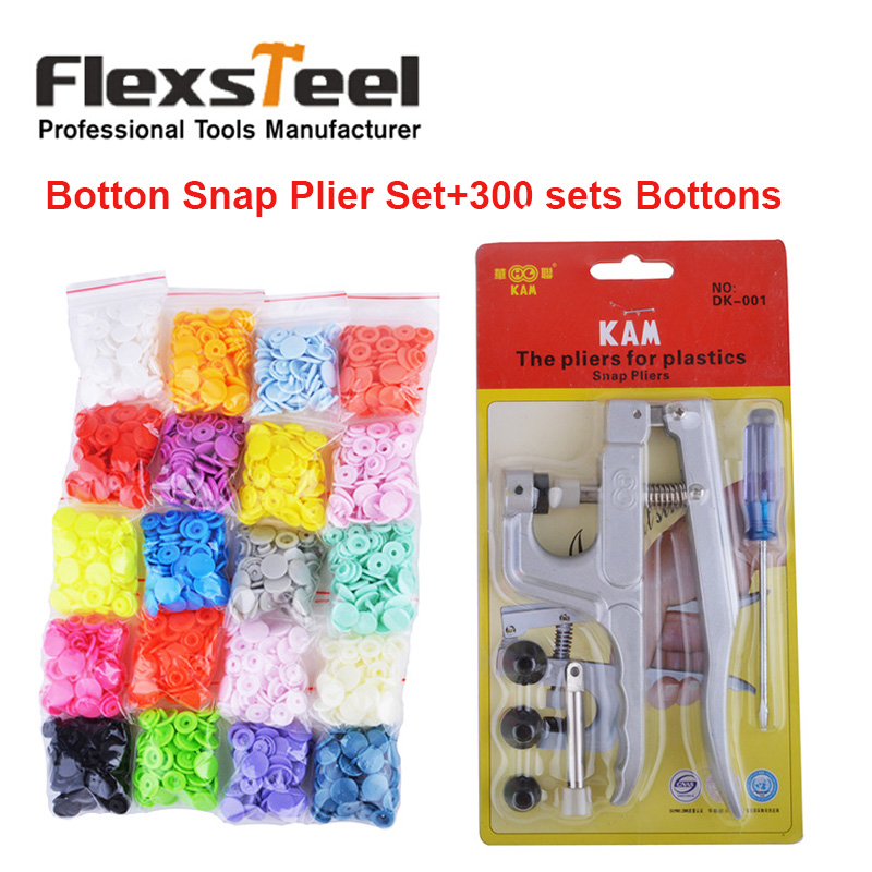 Size 20 T3//T5 Mixed Color 100 Sets Resin Snap Fasteners Popper Pop Buttons Press Studs