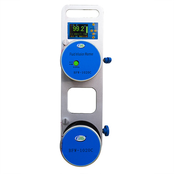 Big power blood infusion warmer double heater to warm blood LCD display temperature high quality blood warmer BFW1020C