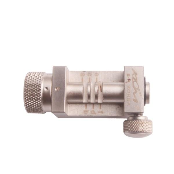 цена 100% KLOM Key Copy Machine Car Key Clamp For Ford Jaguar Mondeo Transit Auto Locksmith Tools Fixture Parts 2pcs/ lot