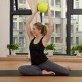 Bola de Yoga para Niños y Adultos 100% PU No Tóxico Materiales 330G 8 Pulgadas 20 CM Yoga Bola de Yoga Bola de Juego Al Aire Libre Juguetes Juegos Al Aire Libre