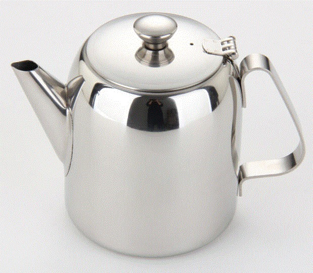 Stainless steel Coffee Pot Cold Water Kettle juice pot Afternoon tea coffee pot hotel re ...