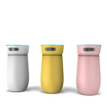 Car/Home Humidifier Air Purifier Freshener  Essential Oil Diffuser Aromatherapy DC 12V Portable Auto Mist Maker Fogger 3 Colors dhaws 12v car steam humidifier auto mini air purifier freshener aroma diffuser essential diffuser aromatherapy mist maker fogger