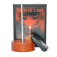 Devils Nail 2 0 Magic Prop Nail Magic Gimmick Props Accessories Mental Magic Tricks Gimmick Authentic