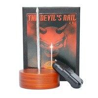 Devils Nail 2 0 Magic Prop Nail Magic Gimmick Props Accessories Mental Magic Tricks Gimmick Authentic