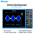 Micsig Digitale Smart Oscilloscoop 100 MHz 2CH 4CH handheld oscilloscoop automotive scopemeter oscilloscoop osciloscopio STO1000C