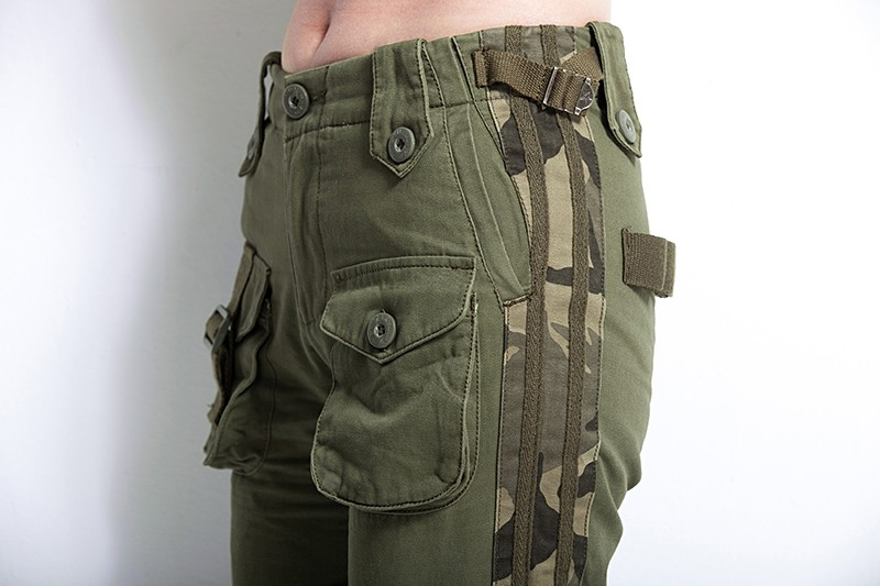 BigBoz.Biz Multi-Pocket Sweatpants Pants 17