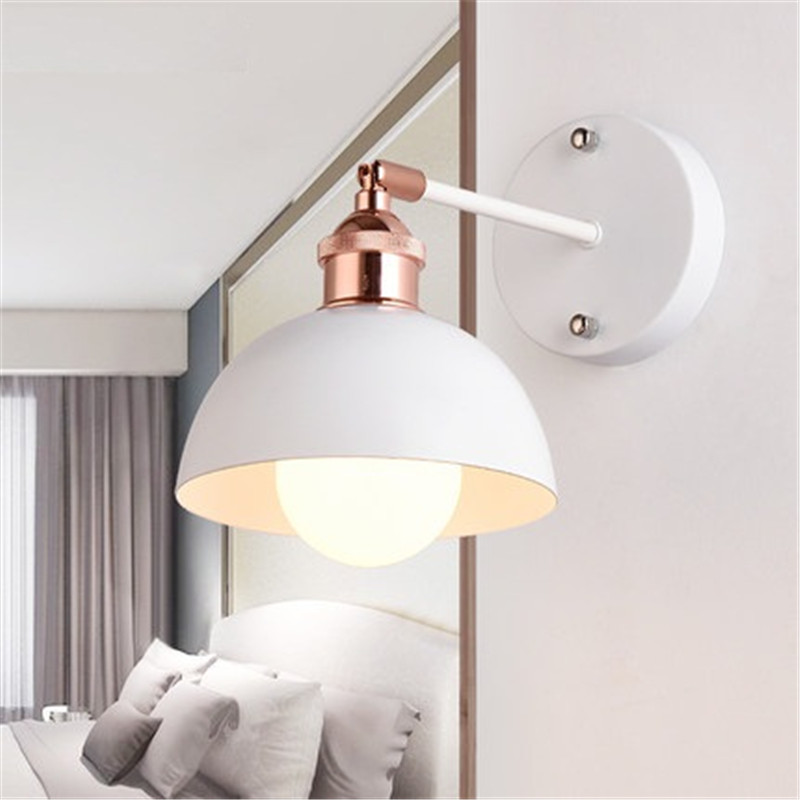 Loft Style Industrial Vintage Wall Lamp Iron Adjust LED Wall Light Fixtures Home Bedside Wall Sconce Indoor Lighting Lamparas loft style simple modern led wall lamp black iron rotation wall sconce adjust bedside wall light fixtures indoor lighting