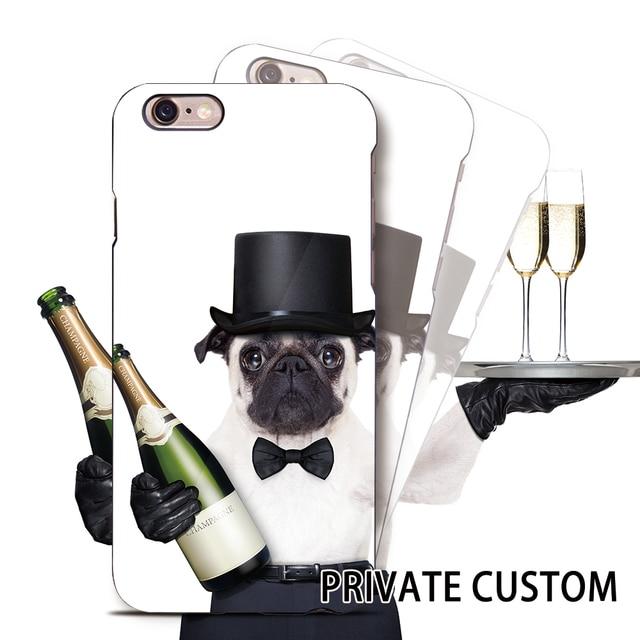 US $3 86 |Custom Design DIY OEM Photo Phone Case For Apple iPhone X 8 8plus  5 5S 6 6s 6plus 7 7plus Customized image Back smartphone Case-in Fitted