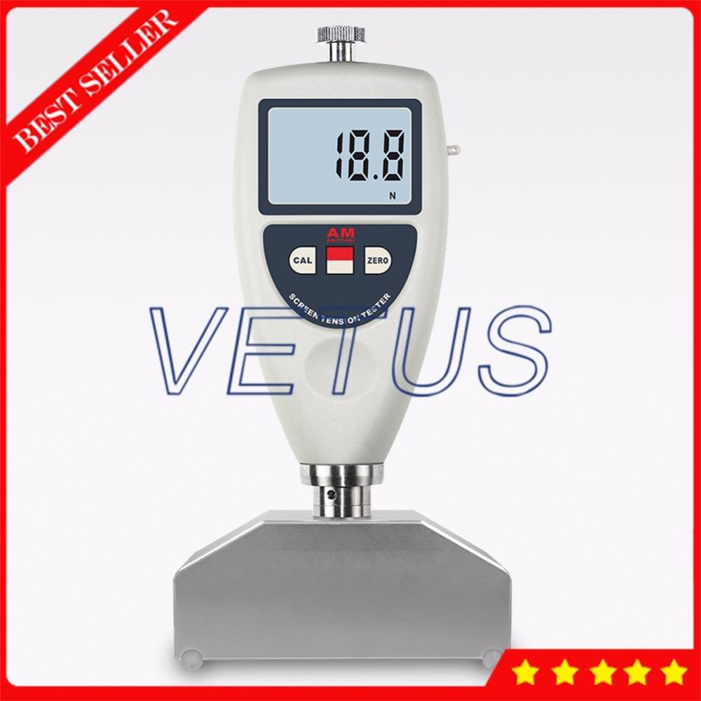 7 40N/cm Digital Screen Printing Tension Meter Tester Gauge for wire ...