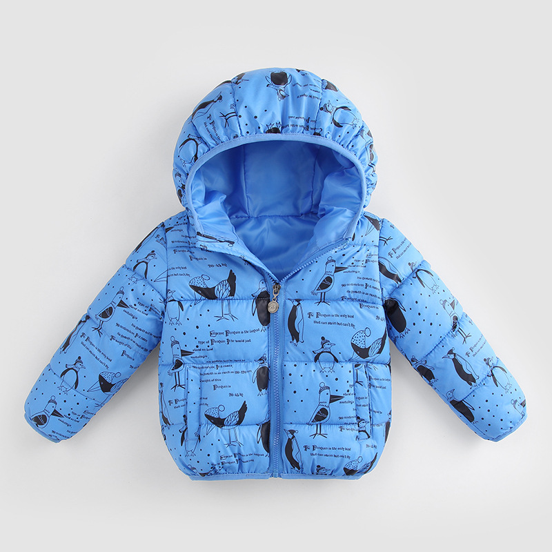 Baby Snow Wear Winter Jacket For Girls Boys Warm Coats Children's Outerwear Infant Cartoon Tops Kids Snowsuit Toddler Parkas children winter coats jacket baby boys warm outerwear thickening outdoors kids snow proof coat parkas cotton padded clothes