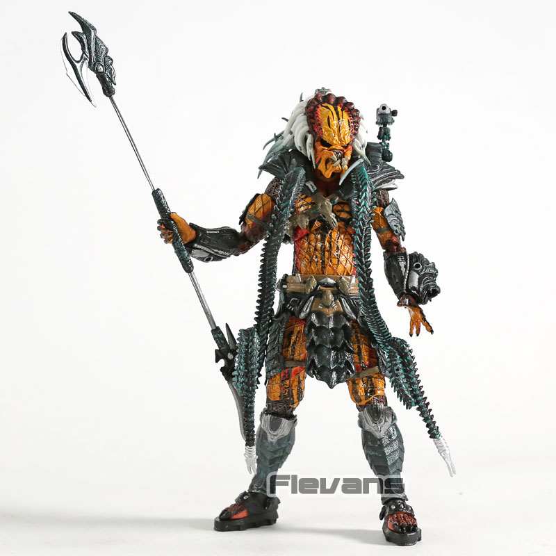 Image 2 - NECA Predator Clan Leader Dexlue Ver. Ultimate Action Figure Collectible Model ToyAction & Toy Figures   -