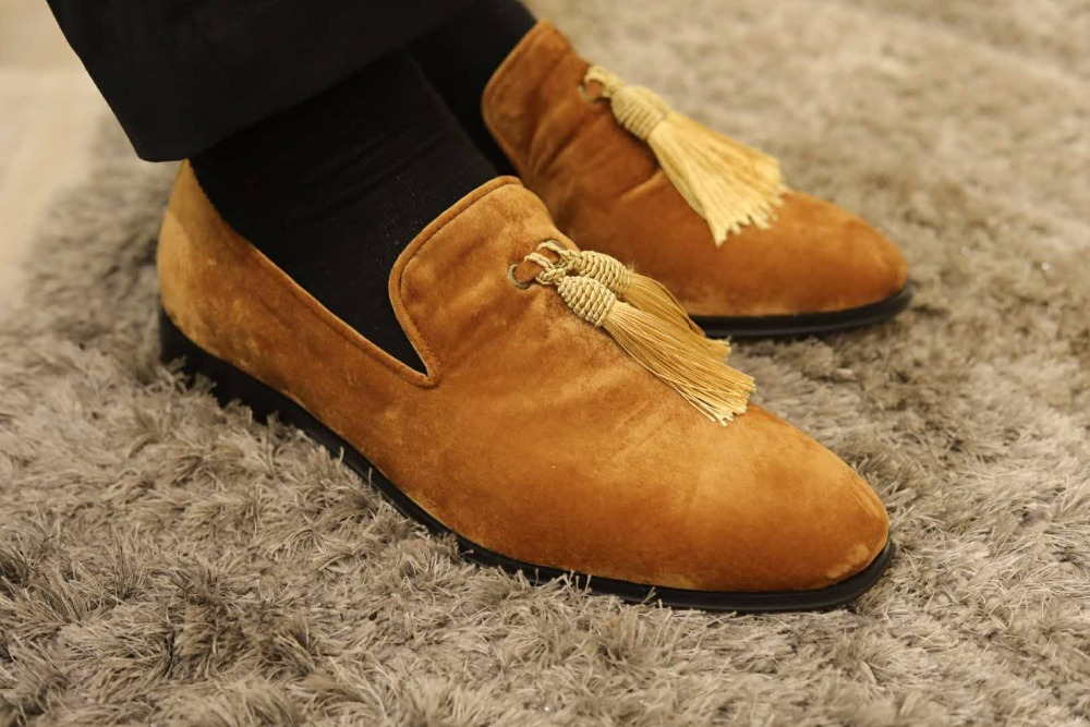 Fashion Design New Hot Men Flat Gentleman Shoes Luxury Suede Tassel Loafers Slip On Business Dress Shoes Party Wedding Shoes Man подсветка стен лестницы navy 185 546 02 white sdm luce