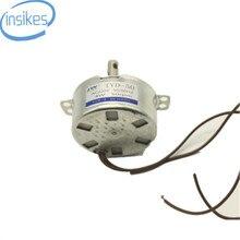 TYD-50 AC 220 В 4 Вт 5 об./мин. 15 об./мин. 25 об./мин. 33 об./мин. 50 об./мин. 50/60 Гц постоянный магнит синхронный двигатель