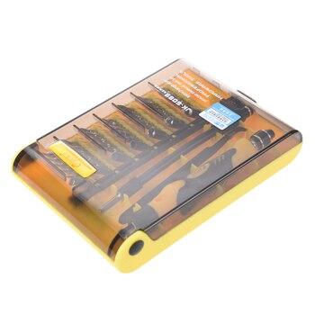 JACKLY 45 en 1 profesional tornillo controlador de Hardware Tool Kit JK-6089B por