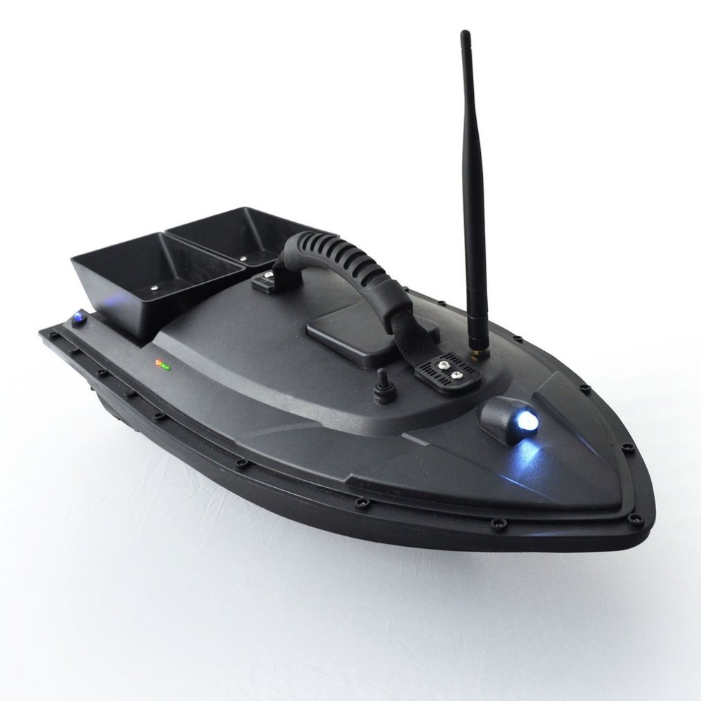 Barcos A Remo de peixe Localizador de Peixe 1.5 kg de Carga 500 m Isca De Pesca Barco RC Barco de Controle Remoto Lancha Navio Da Gota grátis Plug EUA