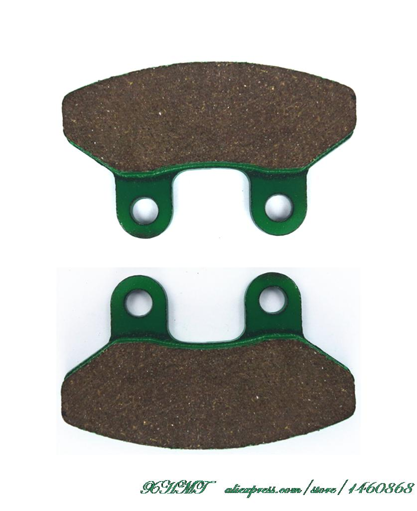 Bremse Pad Set Für Sym Mx125 Euro Mx 125 150 Mx150 (02 & Up) Rs125 Rs150 Rs 125 150 (01 & Up) Rs50 Rs 50 (04 & Up)