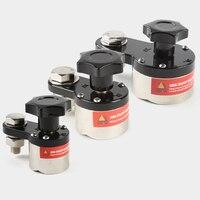 Suporte de solda magnético on/off  suporte de solda para chão raro comutável ferramenta de soldagem 200a